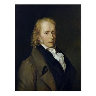 Carte Postale Portrait de Benjamin Constant de Rebecque