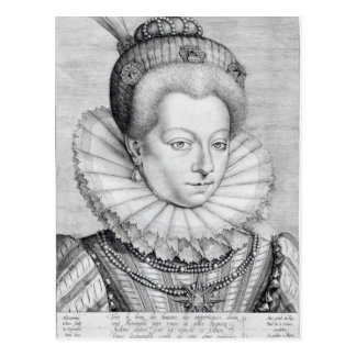 Carte Postale Portrait de Catherine Henriette
