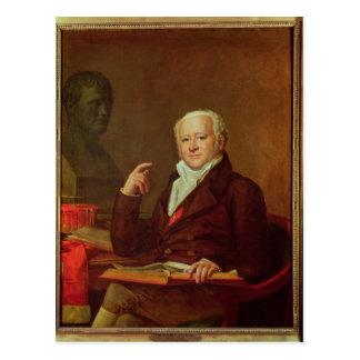 Carte Postale Portrait de DES Marets de Jean Nicolas Corvisart
