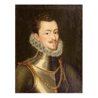 Carte Postale Portrait de Don John de l'Autriche
