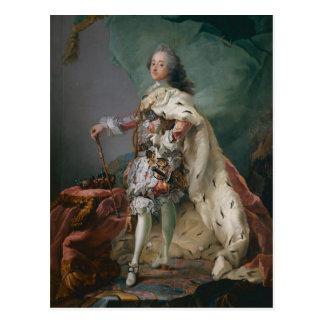 Carte Postale Portrait de Frederick V, 1749