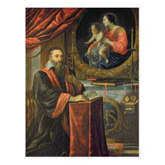 Carte Postale Portrait de Guillaume de Vair