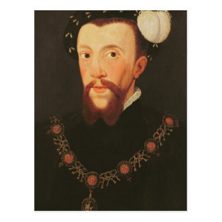 Carte Postale Portrait de Henry Howard, 1546