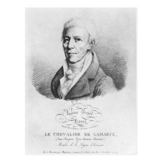 Carte Postale Portrait de Jean-Baptiste de Monet