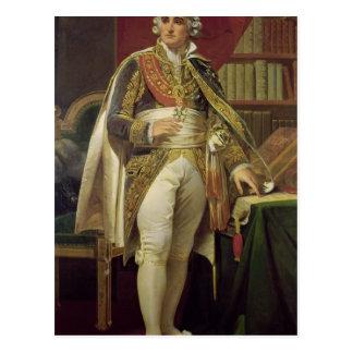 Carte Postale Portrait de Jean-Jacques-REGIS de Cambaceres