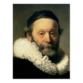 Carte Postale Portrait de Johannes Uyttenbogaert