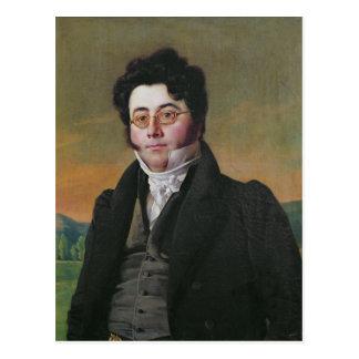Carte Postale Portrait de Louis Auguste Baudelocque