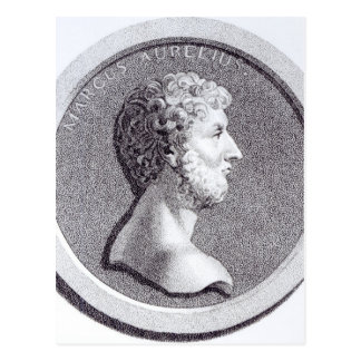 Carte Postale Portrait de Marcus Aurelius