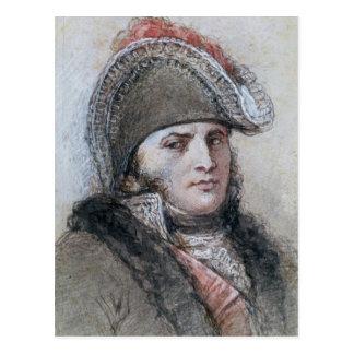 Carte Postale Portrait de maréchal Davout, d'Echmuhl de prince