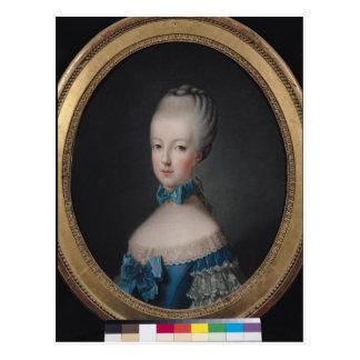 Carte Postale Portrait de Marie-Antoinette De