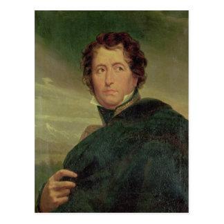 Carte Postale Portrait de Marshal Jean de Dieu Nicolas Soult