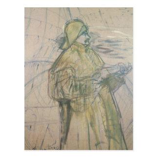 Carte Postale Portrait de Maurice Joyant 1900