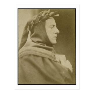 Carte Postale Portrait de monsieur John Everett Millais