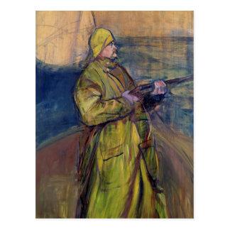 Carte Postale Portrait de Monsieur Maurice Joyant, 1900