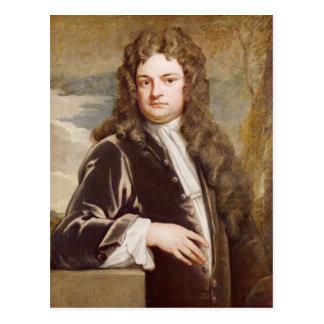 Carte Postale Portrait de monsieur Richard Steele 1711