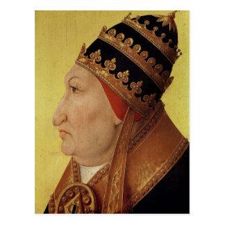 Carte Postale Portrait de pape Alexandre de Rodrigo Borgia VI