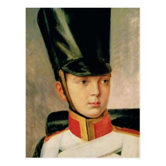 Carte Postale Portrait de Prince héritier Alexandre