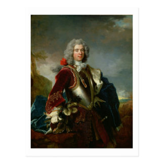 Carte Postale Portrait de prince Jacques 1er Grimaldi (huile sur