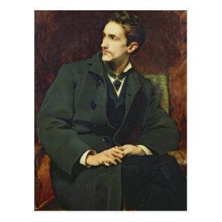 Carte Postale Portrait de Robert