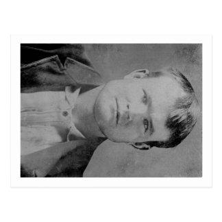 """Carte Postale Portrait de Robert Leroy Parker """"Butch Cassidy"""""""