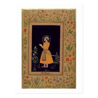 Carte Postale Portrait de Shah Jahan (1592-1666) Mughal, c.1632