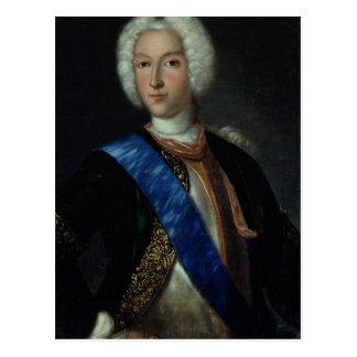 Carte Postale Portrait de tsar Peter II