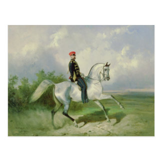 Carte Postale Portrait d'empereur Alexandre II 1876