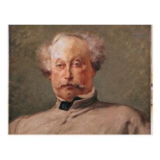 Carte Postale Portrait des fils de doumas d'Alexandre