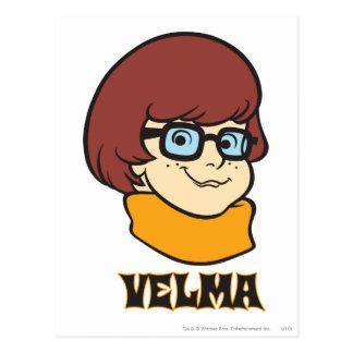 Carte Postale Pose 20 de Velma
