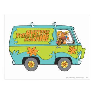 Carte Postale Pose 73 de Scooby Doo