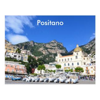 Carte Postale Positano