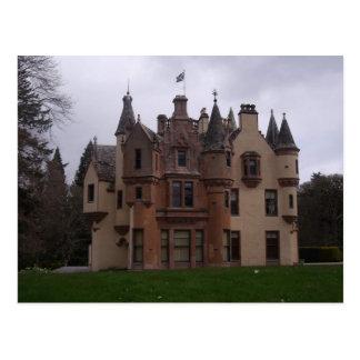 Carte Postale Postcard Aldourie Castle Loch Ness  Scotland