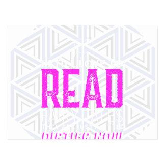 Carte Postale Pour des amoureux des livres