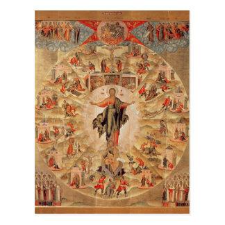 Carte Postale Prédication d'apôtre