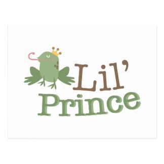 Carte Postale Prince de Lil