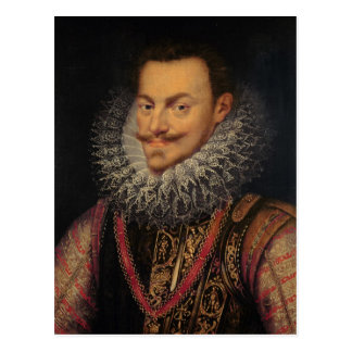 Carte Postale Prince de Philip William d'orange