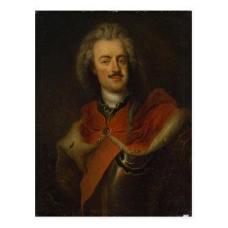 Carte Postale Prince Leopold de Dessau