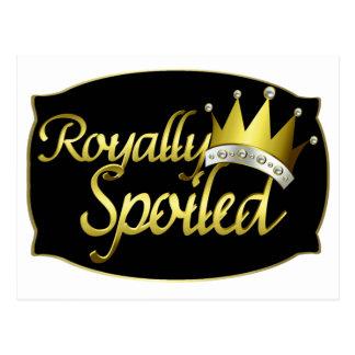 Carte Postale Prince royal corrompu