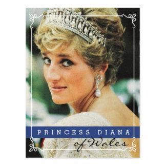 Carte Postale Princesse Diana du Pays de Galles