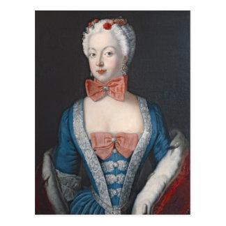 Carte Postale Princesse héritière Elisabeth Christine von