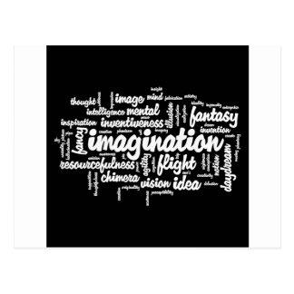 Carte Postale produits inspirés d'imagination