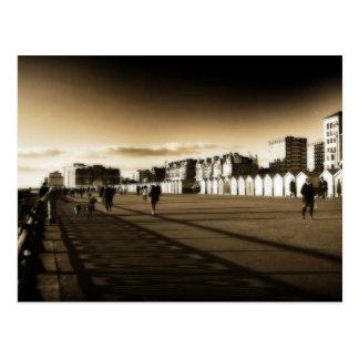 Carte Postale Promenade de Brighton