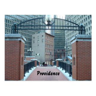 Carte Postale Providence du centre,