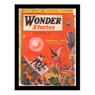 Carte Postale _Pulp des histoires de merveille v06 n03