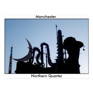 Carte Postale Quart du nord