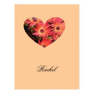 Carte Postale Rachel