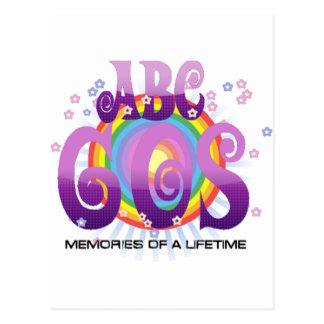 Carte Postale Radio d'ABC 60S