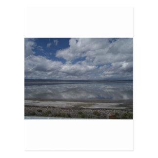 Carte Postale Réflexion de nuages