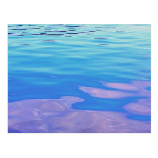 Carte Postale Réflexion du lac Supérieur