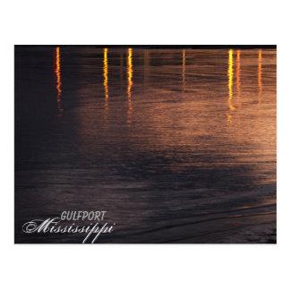 Carte Postale Réflexions au Mississippi